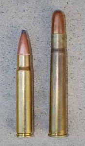 .376 Steyr and .375 Flanged cartridges