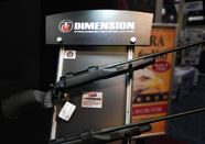 The Thompson/Center Dimension is a new bolt-action rifle that will fire different calibers via