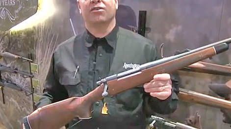 Remington Model 700 50th Anniversary