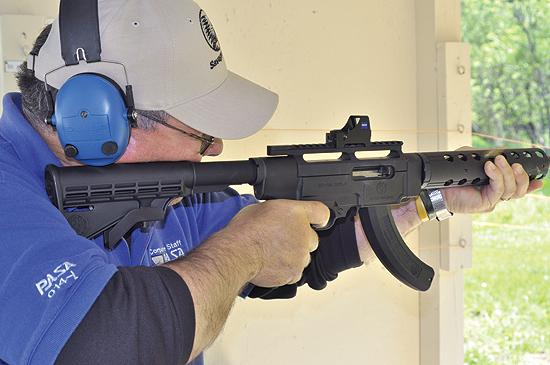Tactical Rimfire Comparisons: Ruger SR-22, S&W M&P15-22 MOE,