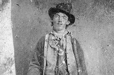 Billy the Kid's 1873