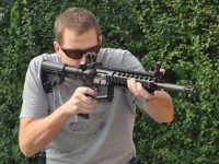 shooting Mossberg MMR Tactical