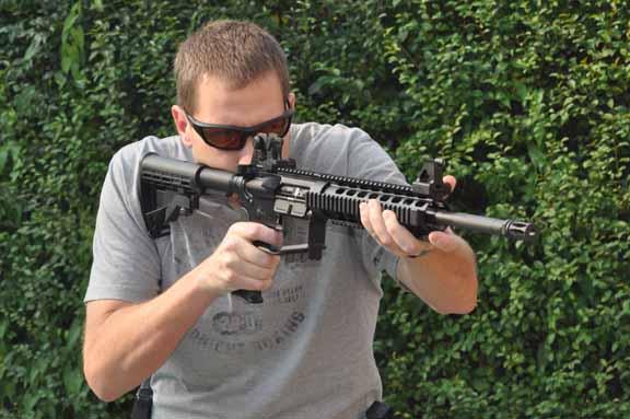 Mossberg MMR Tactical