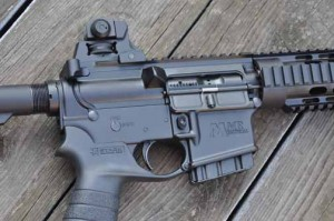 Mossberg MMR Tactical receiver