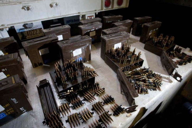 Truck Driver Takes Wrong Turn While Hauling Ammo, Detained in Mexico