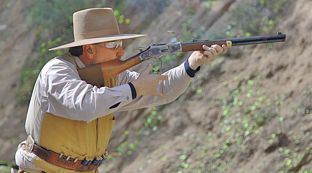 Shooting Secrets from Top Cowboy Action Competitors