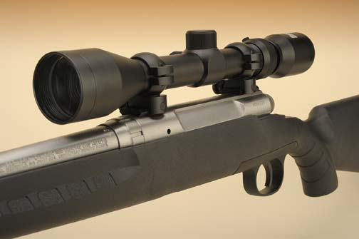 Savage Axis in MDT Chassis The Art of the Rifle: Bolt, Lever, and Pump  Action
