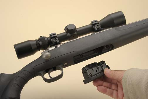 review savage axis stainless xp rifleshooter