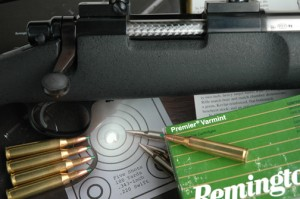 Remington 40XB/KS in .220 Swift