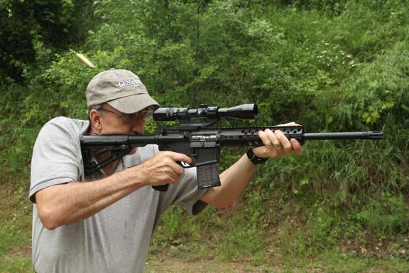 shooting Wilson's 7.62x40