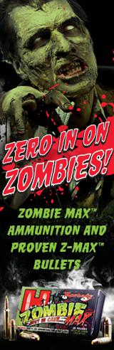 Hornady Zombie Max