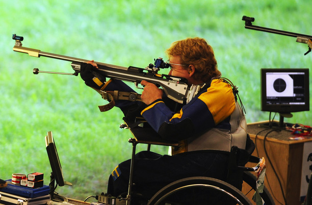 Paralympic Rifle Events