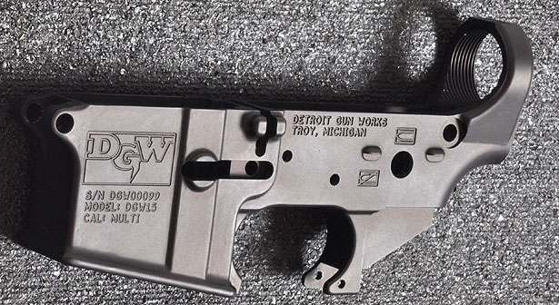 Motor City Metal: Detroit Gun Works
