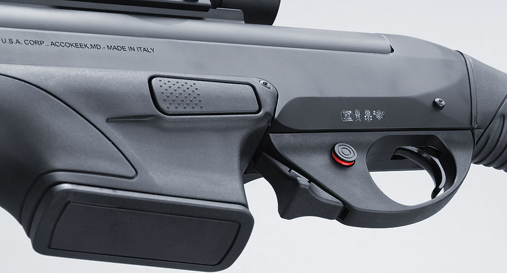 benelli mr1 comfortech review - rifleshooter