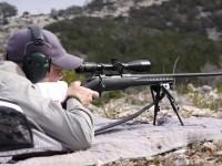 shooting Ruger American