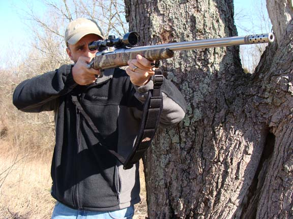 Review: Savage Model 116 Bear Hunter