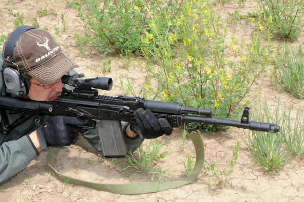 There's a lot to like about Kalashnikov's design. It is robust, its reliability is legendary, and