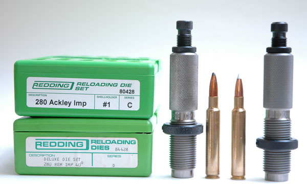The .280 Ackley Improved has been basking in the limelight since Nosler started chambering its