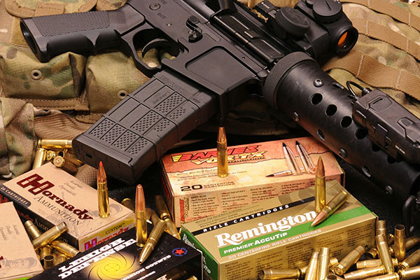 Black Ops: Shooting the .300 AAC Blackout