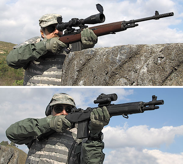 The Rise, Fall and Rise of the M14 - RifleShooter M14 Tactical Sniper Rifle