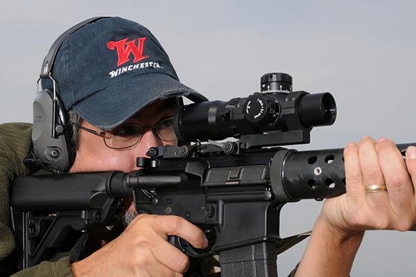 Optimal Optics: Comparing Tactical Riflescopes