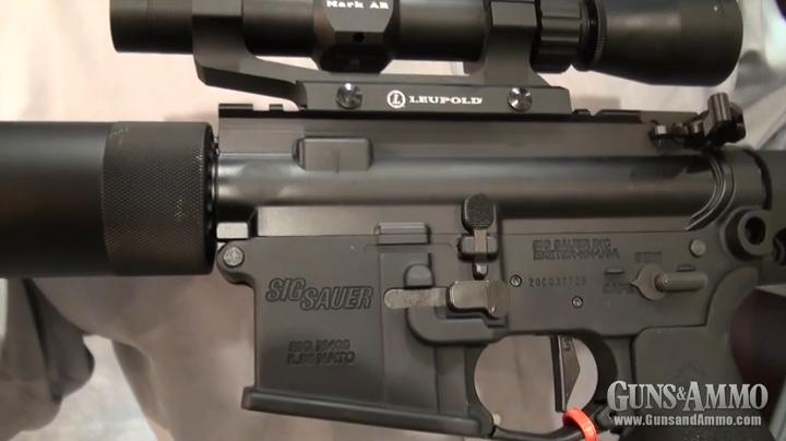 Introducing the SIG Sauer M400 Varmint