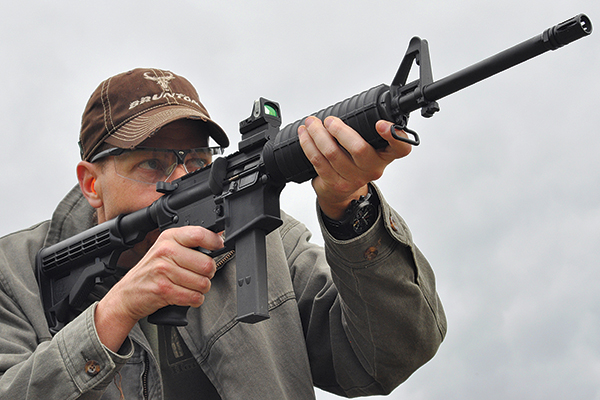 Pistol caliber AR-15-style rifles have been around for decades, and there are now a number of