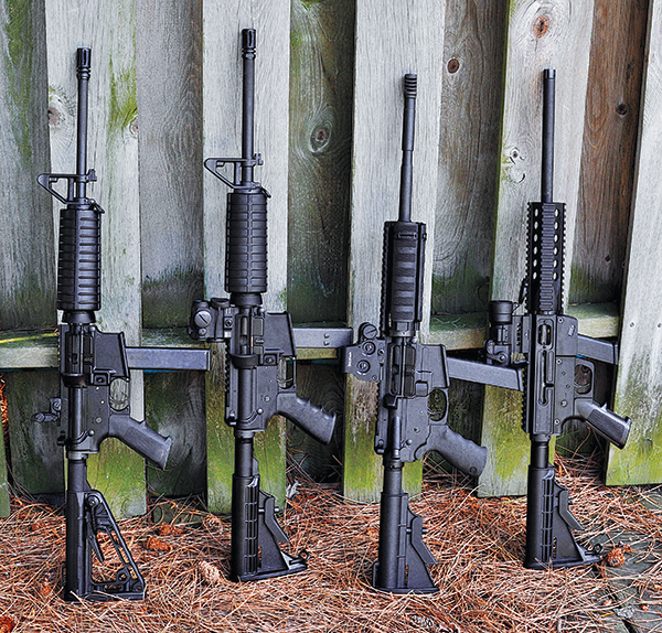 Rifle roundup comparing pistol caliber carbines rifleshooter