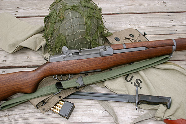 After all, with more than 6 million M1 Garands produced between 1936 and 1957, the