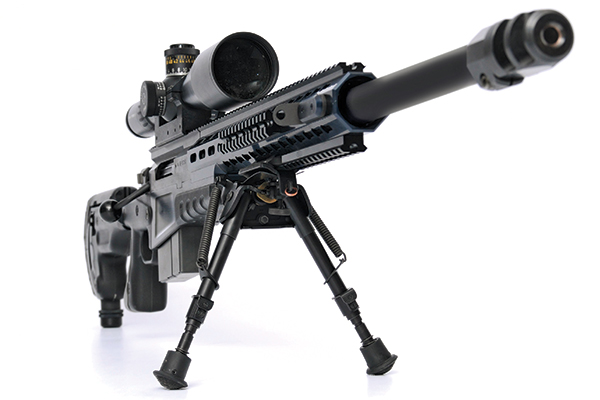 What makes a modern tactical bolt gun?