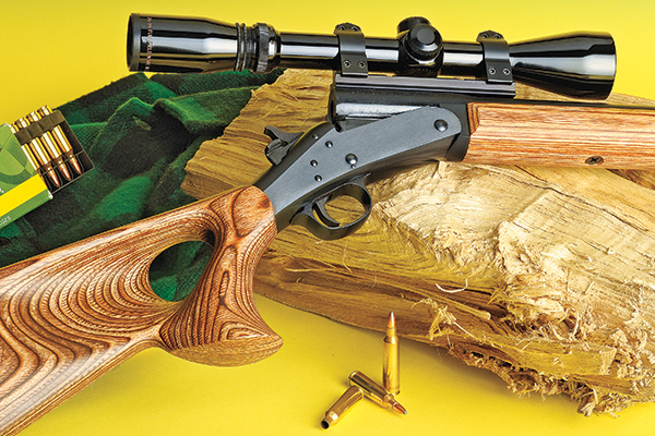 Over the years, we've seen new models of the ubiquitous H&R Handi Rifle come out, and since I
