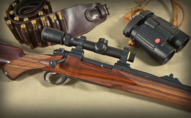 How to Build a Custom Gun Stock from a Semi-Inlet