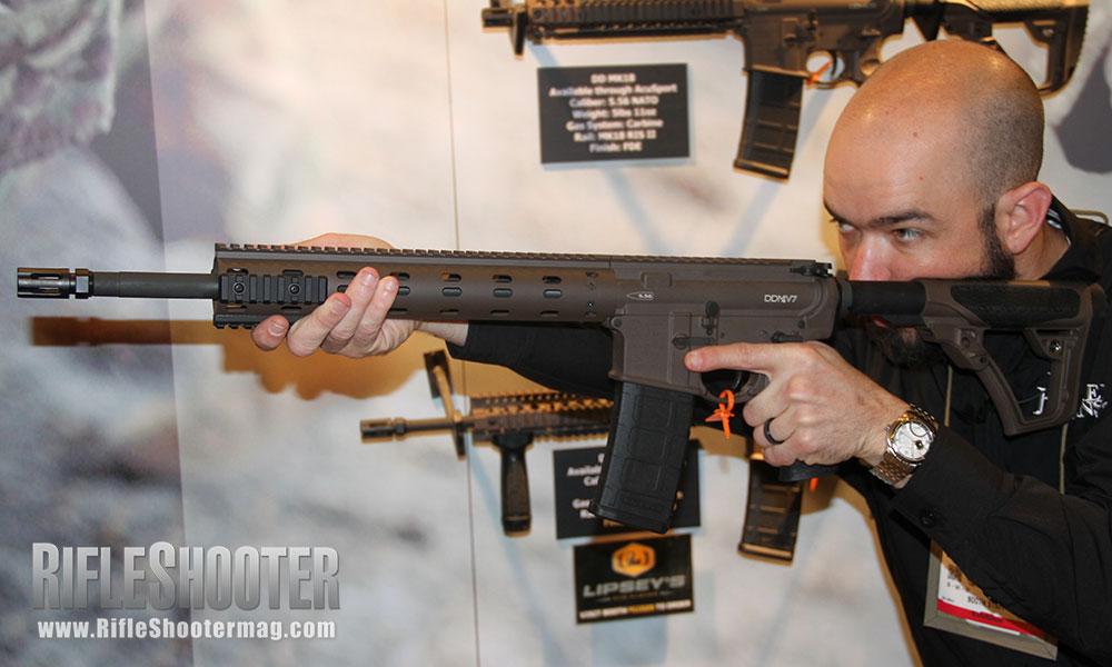 First Look: Daniel Defense DDM4 V7 Mil-Spec Plus
