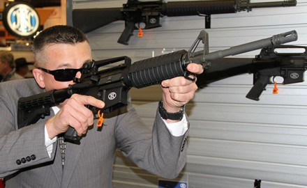 Recently announced at the 2014 SHOT Show, the FNH USA FN15 comes in both carbine and rifle