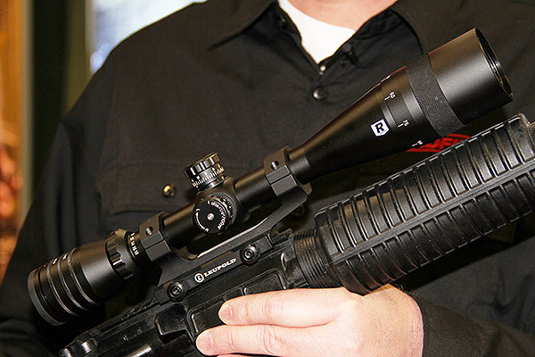 New for 2014: Redfield Battlezone 6-18x44mm Rifle Scope