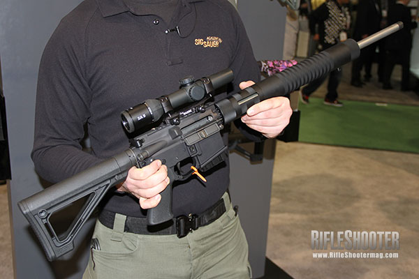 Introducing SIG Sauer M400 Predator Rifles