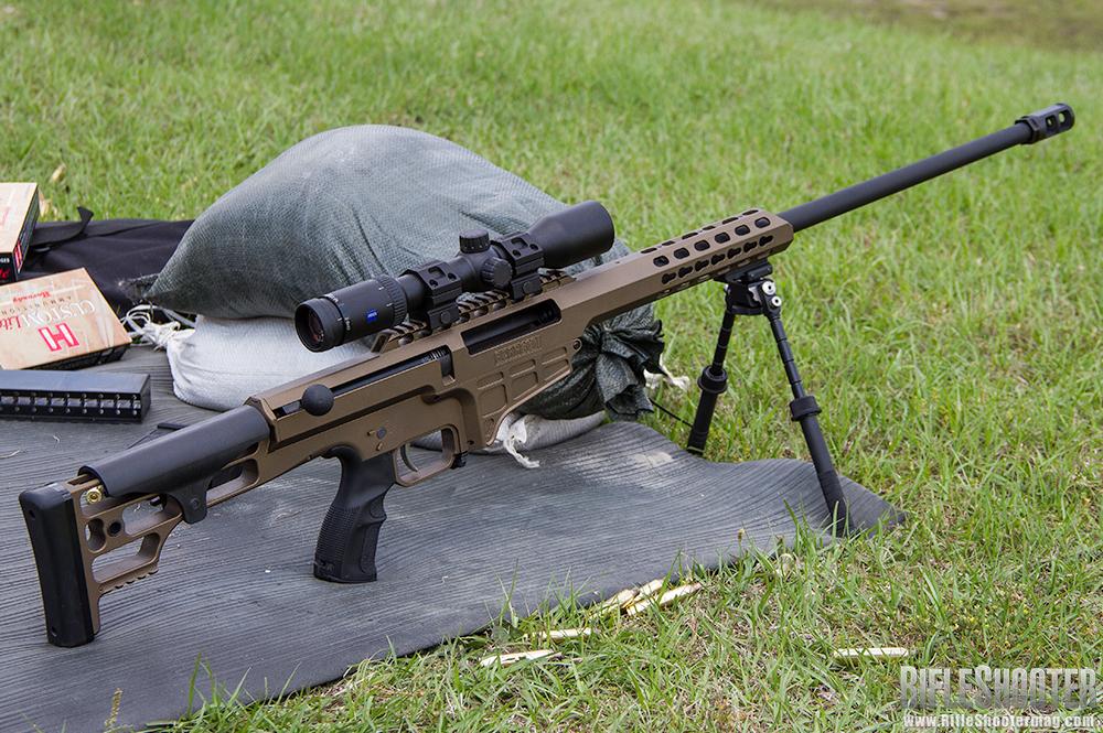 First Look: Barrett 98B Fieldcraft Rifle