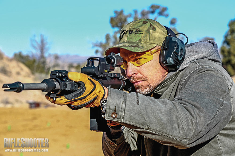 DPMS AR-10 GII Recon Review