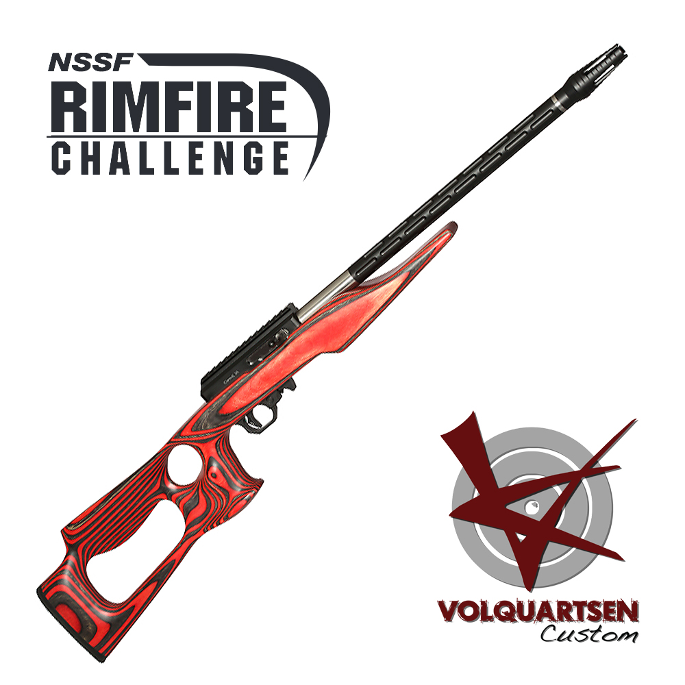Volquartsen Custom Sponsors NSSF Rimfire Challenge