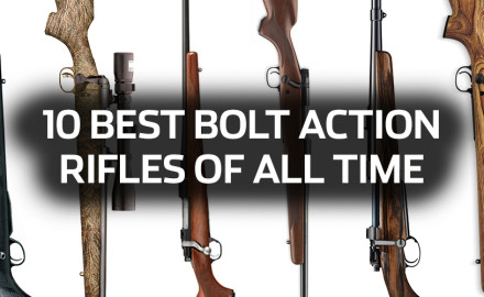 The bolt-action rifle has remained a primary hunting and target shooting tool for more than a century. While the basic concept has stayed the same, some turnbolt designs stand out from the rest. Here are 10 of the best of all time.