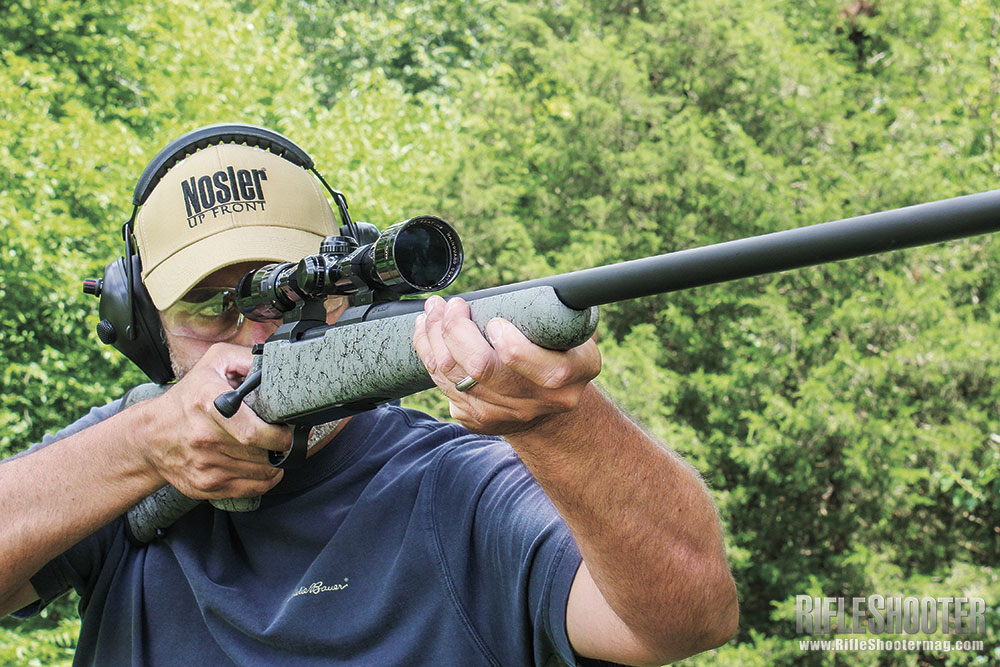 Nosler M48 Liberty Review