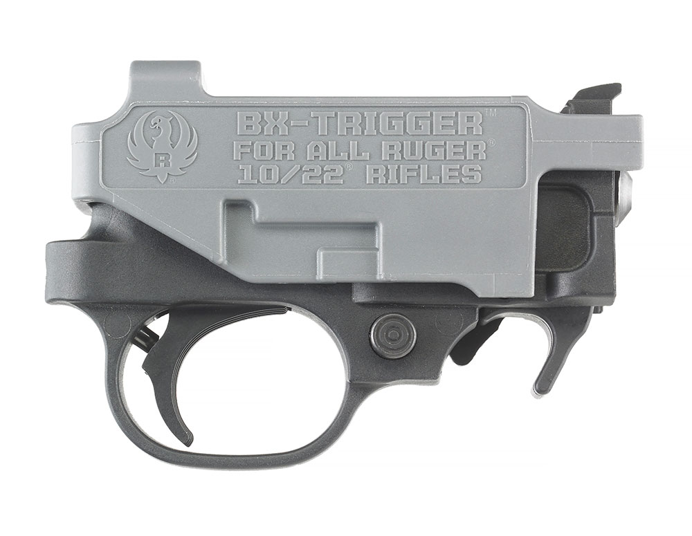 First Look Ruger Bx Trigger For 10 22 Rifleshooter