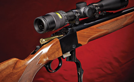 The Ruger No. 1 is among the most iconic single shot rifles and has been in use for decades.
