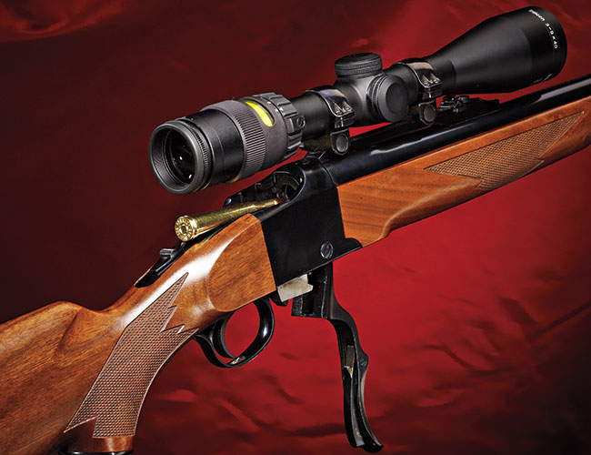 Defending the Single Shot Rifle