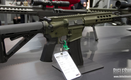 Barrett is shedding the weight from its popular REC7 rifle with the brand new REC7 Gen II