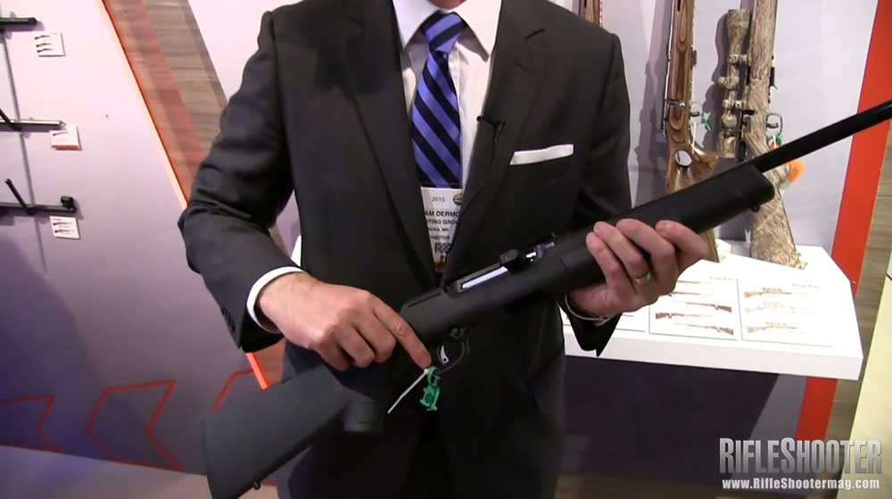Semiauto .17: Savage A17 Rifle & Ammo