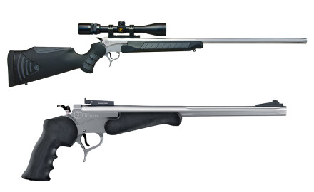 For 2015, Thompson/Center Arms is reintroducing the popular single-shot T/C Encore Pro Hunter.