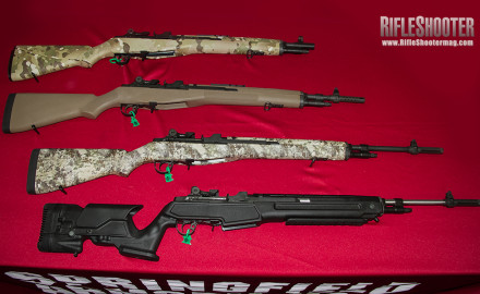 From stubby Scout rifles to .338 Lapuas that fit in your backpack, 2015 looks to be another big