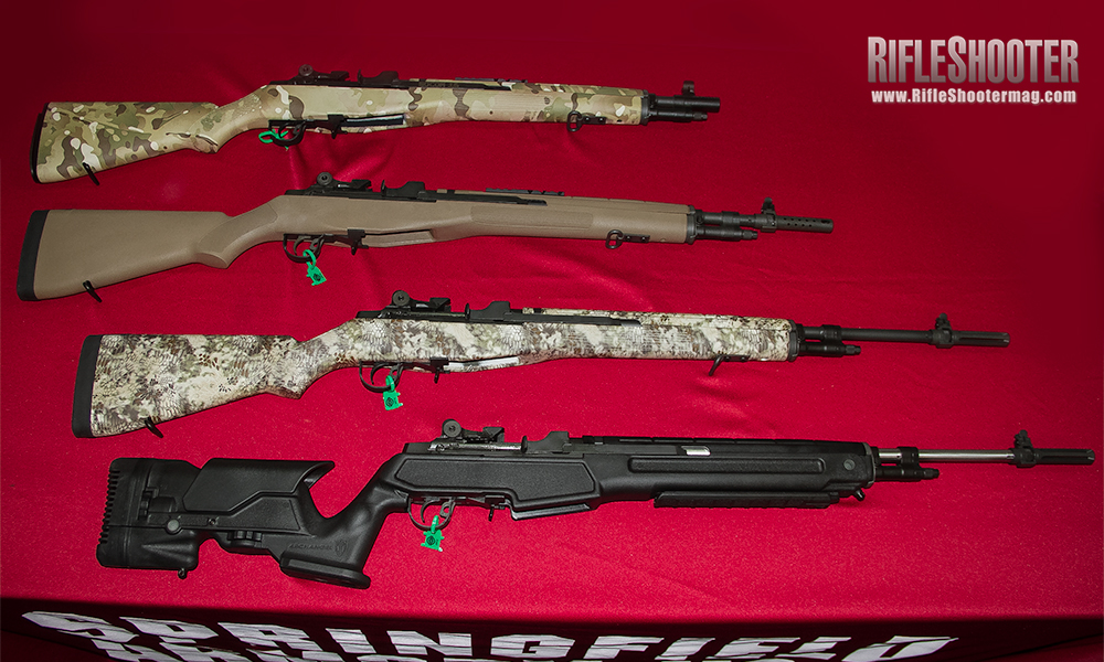 Great New Rifles for 2015