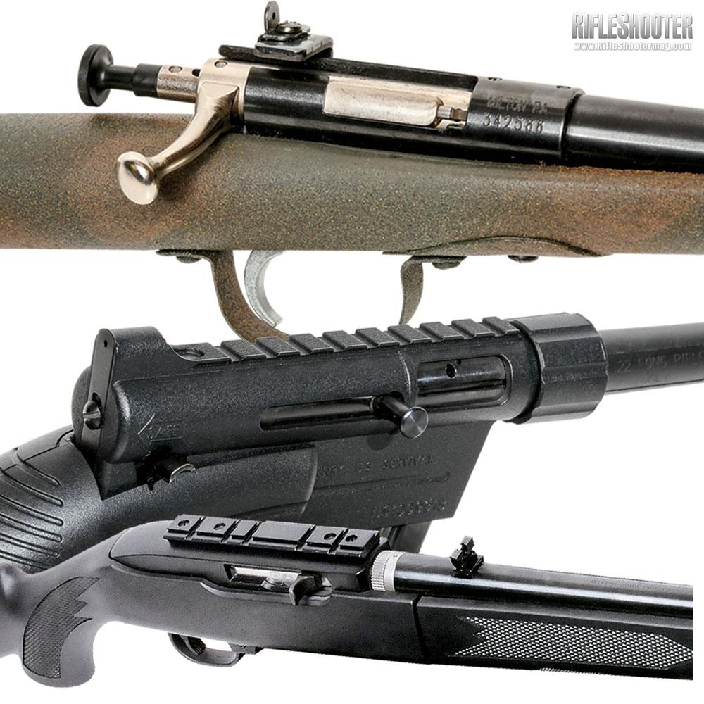 3 Great Takedown Survival Guns
